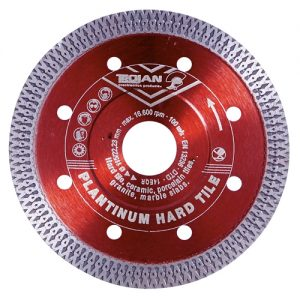 Platinum Hard Tile Blade