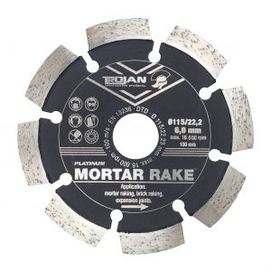Mortar Raking